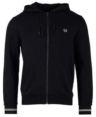 Fred Perry Authentics Zip Through Hooded Sweat