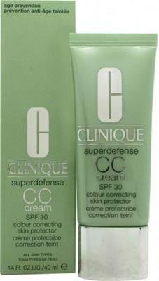 Clinique Superdefense Cc Cream 40mL Spf30 - Medium Deep