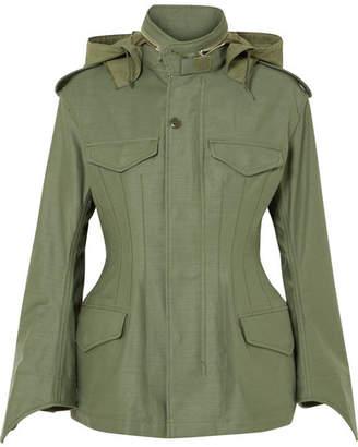 Junya Watanabe Cotton Jacket - Army green