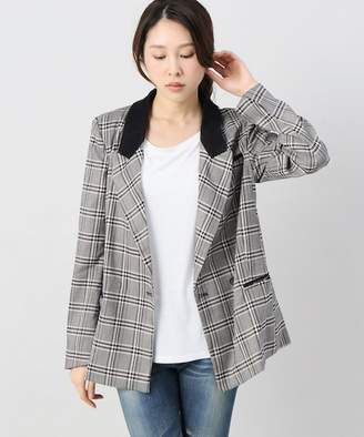 JOINT WORKS GHOSPELL In Check Blazer