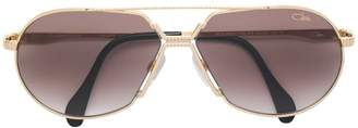 Cazal aviator framed sunglasses