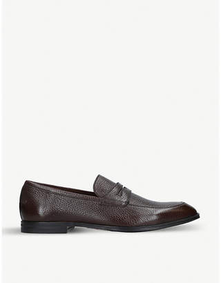 dca2ddeef1929 Brown Soft Leather Shoes For Men - ShopStyle UK