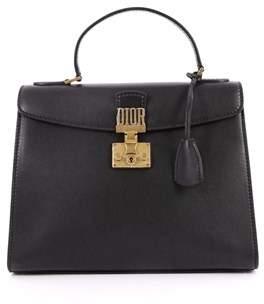 Christian Dior Pre-owned: Dioraddict Top Handle Bag Leather Medium.