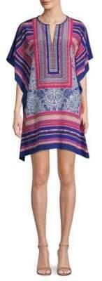 Trina Turk California Dreaming Theodora Silk Dress