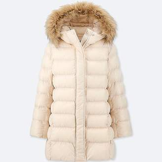 Uniqlo Girl's Warm Padded Coat