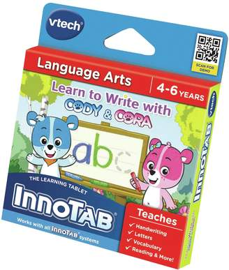 Vtech Electronics Learn to Write with Cody and Cora.