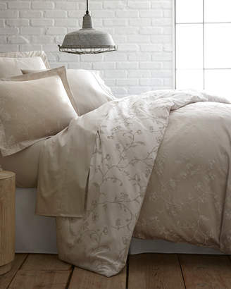 South Shore Linens Soft Shabby Chic Floral Cotton Sateen Comforter Set