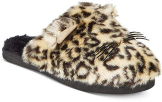 Kate Spade Belindy Cat Slippers