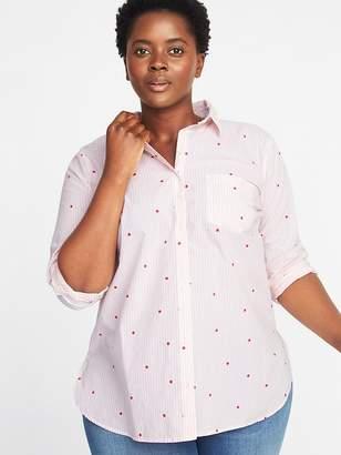 Plus Size Shirts Shopstyle