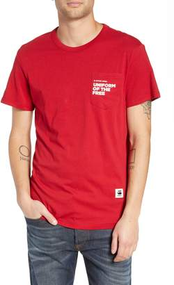 G Star UOTF Pocket T-Shirt