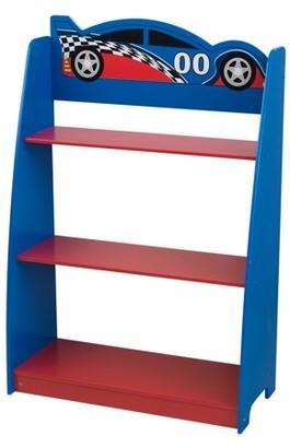 Kid Kraft Racecar Bookshelf