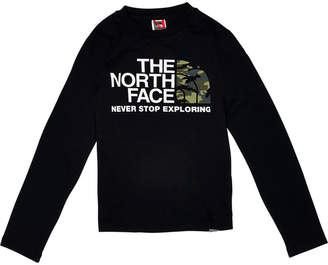 a2870da96ef The North Face Inc Kids  Camo Long-Sleeve T-Shirt