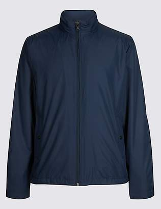 M&S Collection Lightweight Jacket with StormwearTM