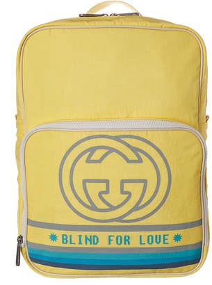 Gucci Medium Interlocking G Backpack
