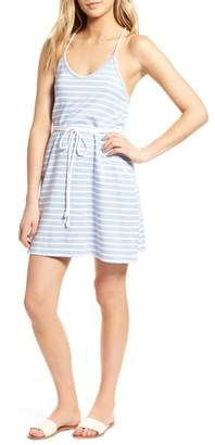 Cupcakes And Cashmere Desi Stripe Knit Dress
