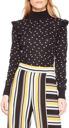 Parker Marlee Ruffle Sweater
