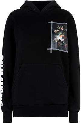 Palm Angels Flower Patch Hoodie