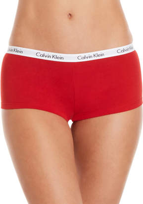 Calvin Klein Two-Pack Carousel Boyshorts