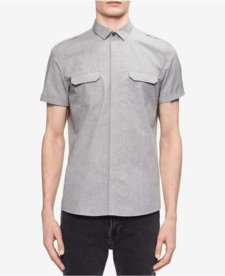 Calvin Klein Men's Two-Pocket Shirt