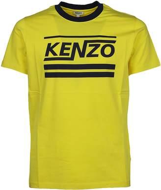 Kenzo Crew Neck Tiger T-shirt