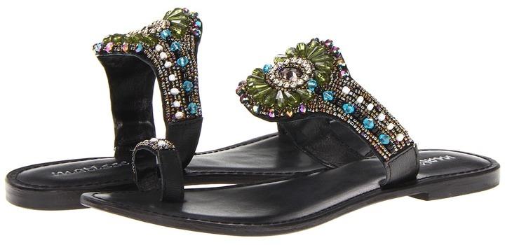 Matisse Landmark (Black) - Footwear