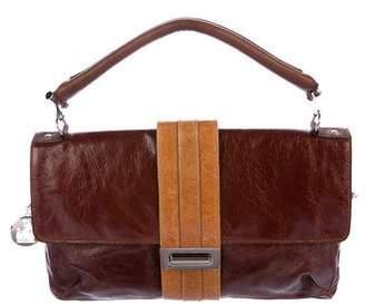 Lanvin Patent Leather Heroine Bag