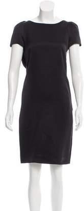 Prada Silk Sheath Dress