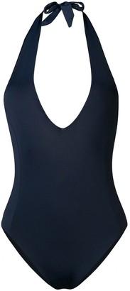 Tommy Hilfiger x Zendaya halter-neck swimsuit