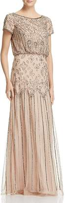 Adrianna Papell Embellished Gown $199 thestylecure.com