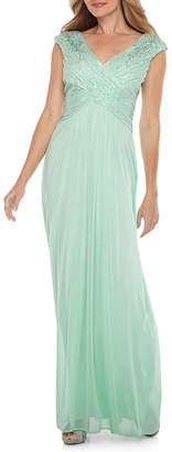 Jivago Melrose Sleeveless Evening Gown