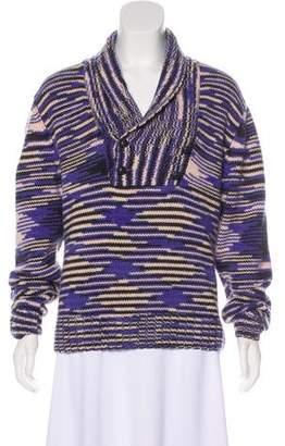 Missoni Cashmere Knit Sweater