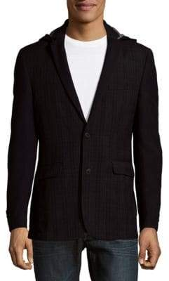 Vince Camuto Hooded Jacket