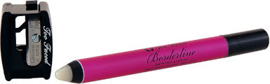 Too Faced Borderline Anti-feathering Lip Pencil