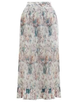 Zimmermann Fleeting Folds Skirt