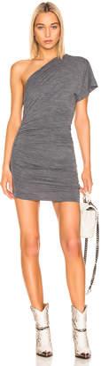 IRO Swift Mini Dress in Grey | FWRD