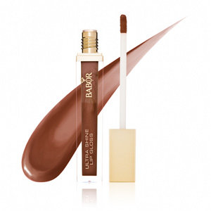 Babor Ultra Shine Lip Gloss - 07 Nude Brown