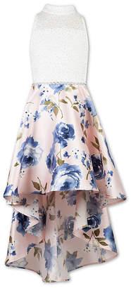 Speechless Embellished Sleeveless Fit & Flare Dress Girls