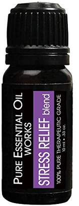 Blend of America Pure Essential Oil Works Stress Relief Oil
