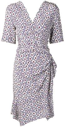 Isabel Marant wraped short dress