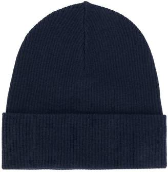 knitted beanie hat - Red P.A.R.O.S.H. 4zdcg