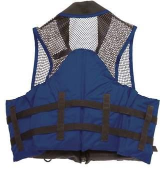 Airhead Deluxe Mesh Top Fishing Vest, 2XL/3XL, Navy