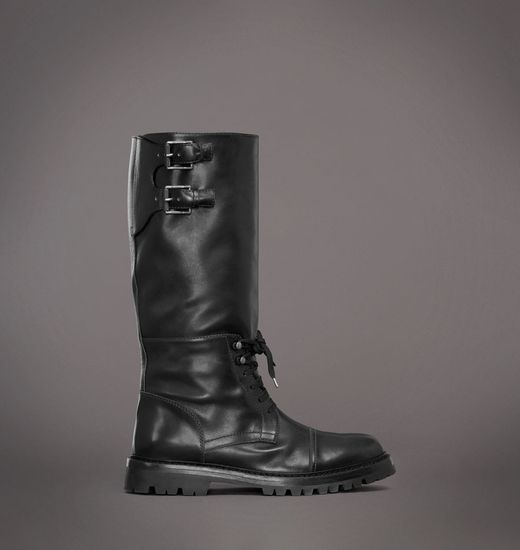 Belstaff BANBRIDGE BOOT In Calfskin