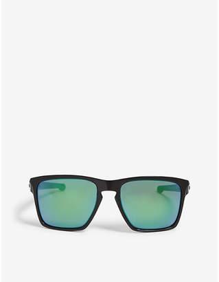 Oakley OO9341 Sliver square-frame sunglasses