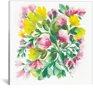 "iCanvas Peruvian Lilies"" By Kim Parker Gallery-Wrapped Canvas Print - 26"" x 26"" x 0.75"""