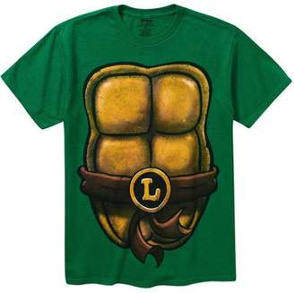 Teenage Mutant Ninja Turtles Teenage Mutant Ninja Turtle Men's Costume Graphic Short Sleeve T-Shirt