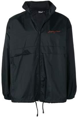 Andrea Crews zipped jacket