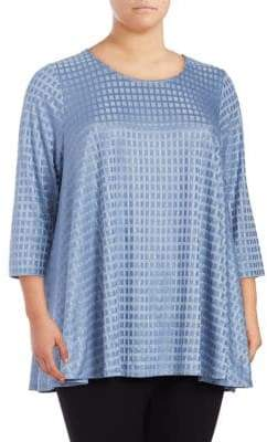Context Plus Mini Square Blouse