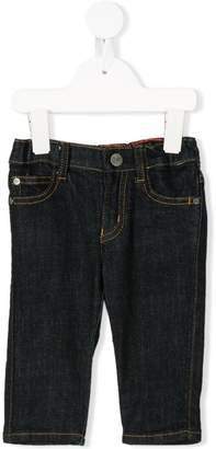 Emporio Armani Kids five pocket jeans