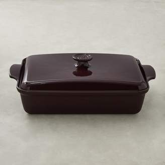 Emile Henry Rectangular Covered Baker