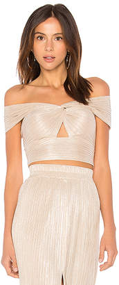 Alice McCall Le Girl Cropped Top